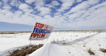 Nebraska Keystone pipeline lawsuit thrown out