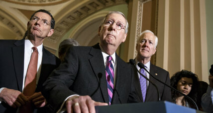 New Congress: Are Republicans honing their inner 'institutionalist'?