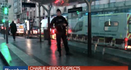 Two suspects in Charlie Hebdo attack reported killed, hostage freed
