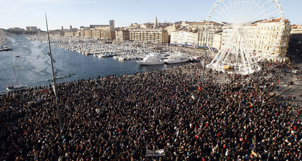 Multicultural Marseille opens window into France's religious tensions