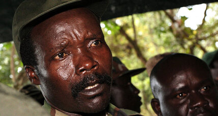 Captured Joseph Kony lieutenant calls for comrades to lay down arms