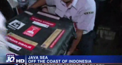 Two black boxes may finally tell the story of AirAsia flight 8501 (+video)