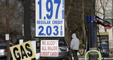 Gas prices keep falling. Could it mean higher gas taxes?