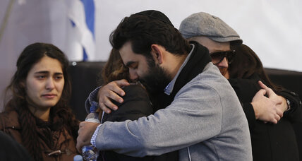 As Israel mourns Paris victims, fears grow over anti-Semitism in France