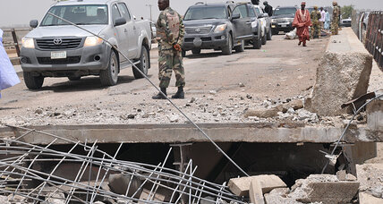 Boko Haram suffers setback in border clash amid growing fears of expansion