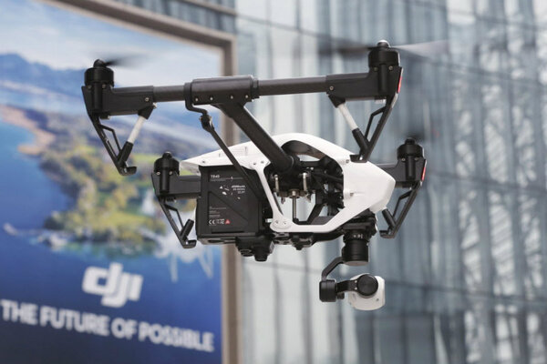 What Cnns Drone Agreement With The Faa Means Csmonitor