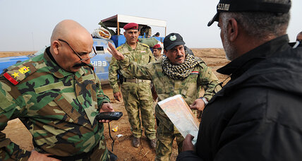How much has Iran helped Iraq against Islamic State? The answer is political.