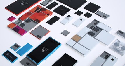 Project Ara, Google's LEGO-like smart phone, arrives this year