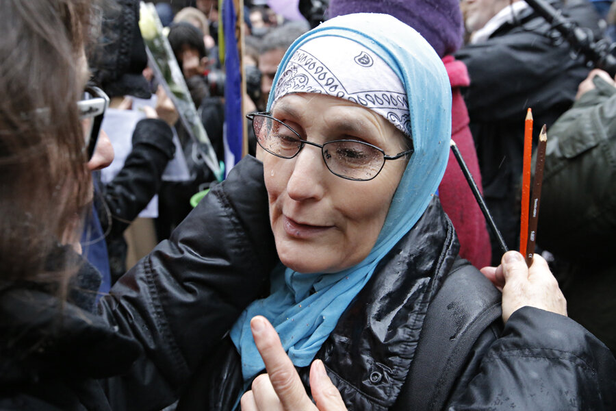 An Uncomfortable Time To Be Muslim In France Csmonitor Com