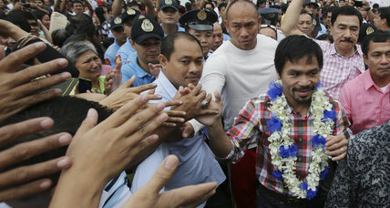 Pacquiao-Mayweather: Boxing's last round? (+video)
