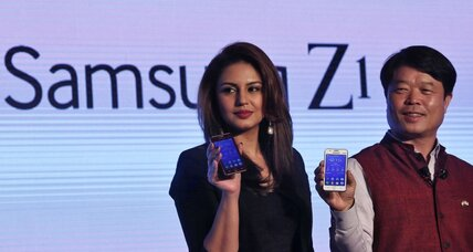 Samsung Z1: The first Tizen phone (finally) arrives