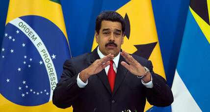 Will economic woes drive greater realpolitik for Venezuela's Maduro?