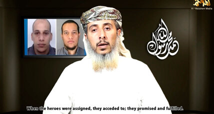 Charlie Hebdo: Al Qaeda in Yemen says it ordered and financed the attack
