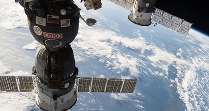 Toxic leak forces astronauts to evacuate space station module