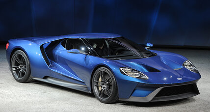 Ford GT will be the cover car for 'Forza Motorsport 6' on XBox One