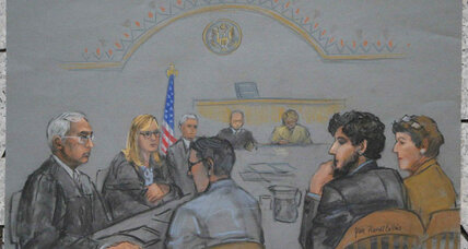How Tsarnaev lawyers are pushing judge during jury selection (+video)