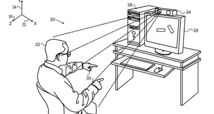 Apple patent suggests an upcoming 3-D camera for iOS devices
