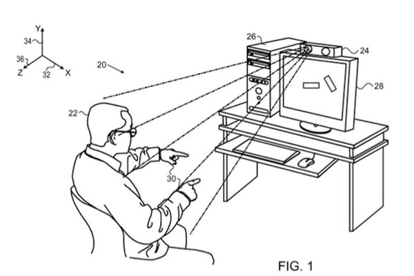 Apple patent suggests an upcoming 3-D camera for iOS