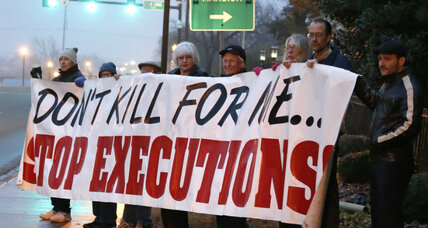 Oklahoma to resume executions, as use of death penalty declines across US