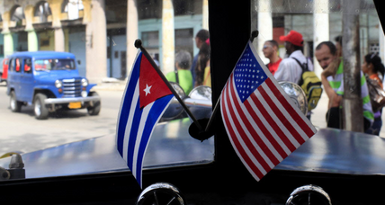 US eases Cuba embargo Friday, island open to greater trade and travel