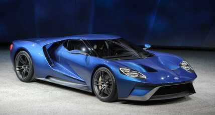 How rich do you need to be to afford the new Ford GT supercar?