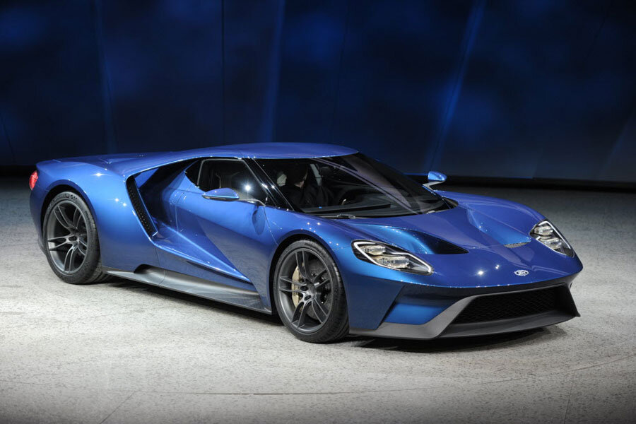 How Rich Do You Need To Be To Afford The New Ford Gt Supercar