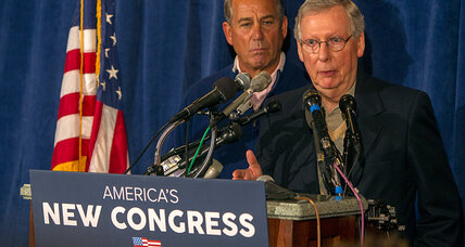 Boehner and McConnell: Can they get their chambers to work together?