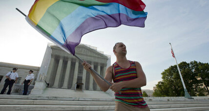 Supreme Court agrees to rule on whether same-sex couples nationwide can marry