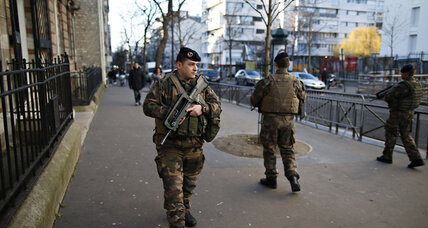 For French Jews, Hebdo attacks are just latest sign of anti-Semitism's rise (+video)