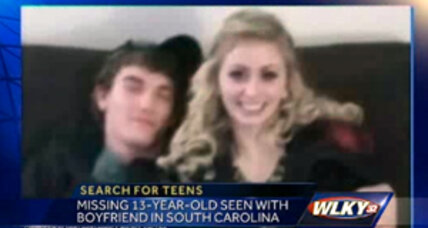 Ky. teen couple on the run, suspected in multi-state crime spree