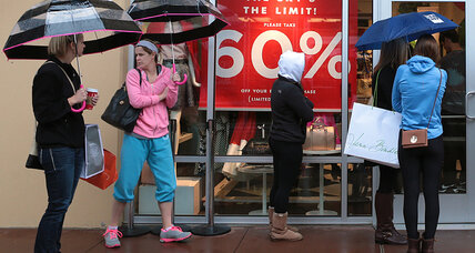 Consumer prices drop the most in six years. They aren't finished.