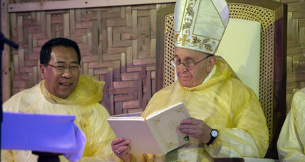 Five things to know about the Pope's trip to the Philippines
