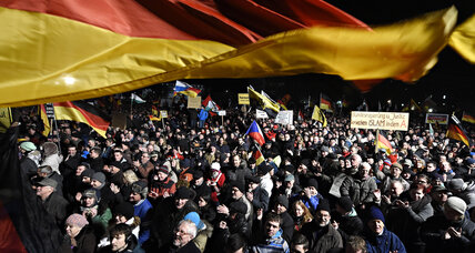 Are Germany's anti-Islam marches really about Islam?