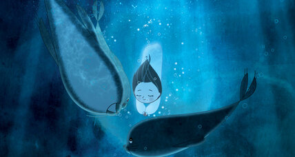 'Song of the Sea,' an animated feature from Ireland, has transcendent imagery