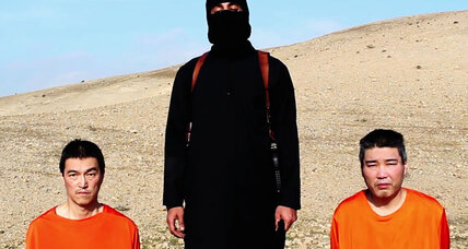 Islamic State demands $200 million cash for two Japanese hostages (+video)