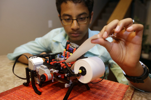 Want to invent the next big thing? Think like a kid ...