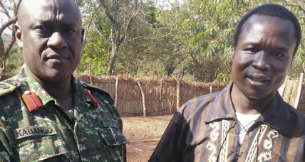 Top Ugandan rebel commander in ICC custody: briefing (+video)