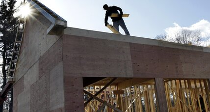 Home builder sentiment falls, but optimism still strong