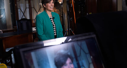 For Joni Ernst, homespun Obama response was full of political calculation