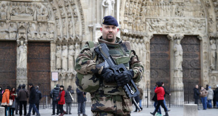 French leaders pledge more money for counter-terrorism fight
