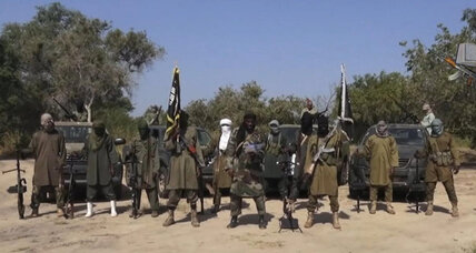 As Nigerian election nears, Boko Haram looms large (+video)