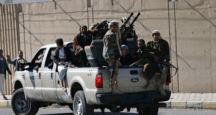 Houthis tighten grip on Yemen's capital. What's behind their surge? (+video)