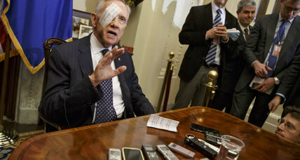 Harry Reid on 2016: 'I fully intend to run.'
