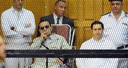 Mubarak sons walk free in Egypt. Will the former dictator be next?