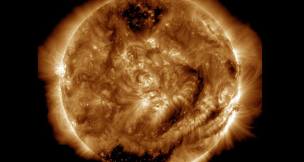 NASA spacecraft marks 100 millionth photo of the sun
