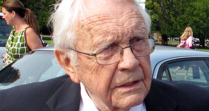Wendell Ford, Kentucky's longtime ex-senator and mentor, dies