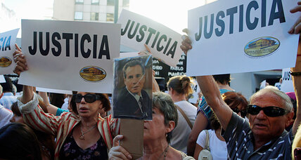 Did 'rogue agents' lead to death of Argentine prosecutor?
