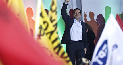Greek leftists set for big win. Now comes the hard part: swaying Europe.