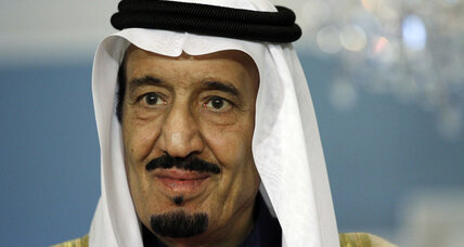 After Abdullah, a new Saudi king, but little prospect for change