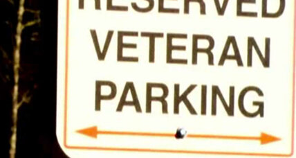 Female vet harassed for parking in reserved spot resonates with other servicewomen (+video)